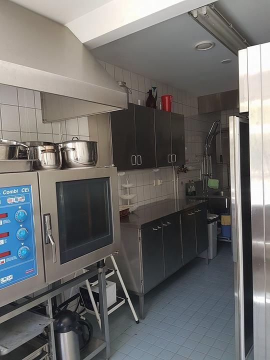 Janakkala, Tavastia, professional kitchen
