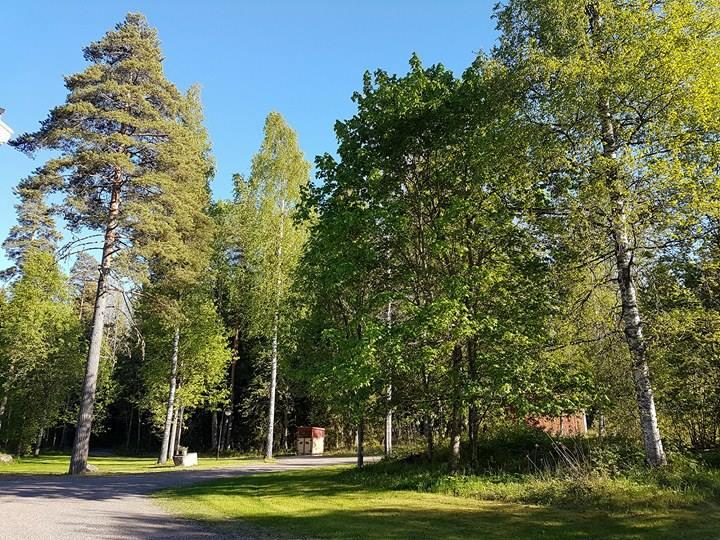 フィンランド南部、ヤナッカラ、サイレントリトリート、自然、穏やか、個別